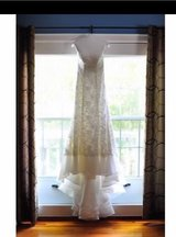Soft White wedding gown in Fort Gordon, Georgia