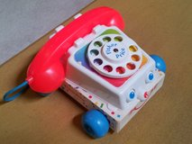Fisher Price Chatter Telephone in Naperville, Illinois