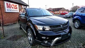 New US Spec - 2017 Dodge Journey Crossroads - 7 Seat in Lakenheath, UK