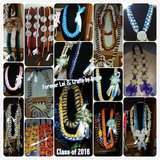 Graduation Leis (Custom/handmade) in Travis AFB, California