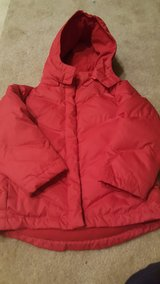 Baby Gap Red Coat size 4T in Hemet, California
