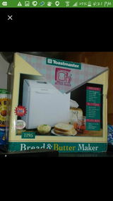 Toastmaster Bread abd Butter maker nib in Fort Lewis, Washington