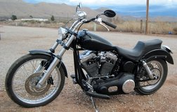 New Custom Built Harley Davidson 80 CI 5 Speed Motorcycle in Alamogordo, New Mexico