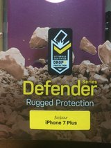 OtterBOX Defender Case for an iPhone 7 Plus in Camp Lejeune, North Carolina