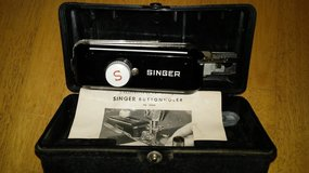 Singer buttonholer in Yucca Valley, California