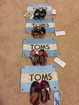 TOMS baby/toddler shoe HAUL!!!! in Sandwich, Illinois