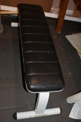 "Workout bench - Used - 43"" Long 12"" Wide in Batavia, Illinois"