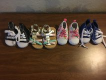 Infant Girl Shoe Lot in Okinawa, Japan