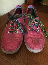 Sketchers lil bobs size 3 in Houston, Texas