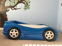 Race car bed! in Naperville, Illinois