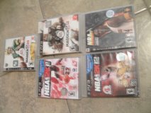 PS3 Sports Games in Batavia, Illinois