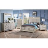 NEW 4 PC QUEEN BED SET ONLY in San Bernardino, California