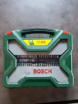 Bosch 65-pieces X-Line Set in Ramstein, Germany