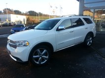 2011 Dodge Durango *ALL Wheel Drive* 7 Seats* FULLY LOADED Citadel version* Rear Seat Entertainm... in Spangdahlem, Germany