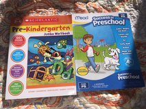 Preschool Workbooks in Ramstein, Germany