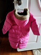 LIKE NEW!! Girls Baby Gap Snow Suit in Fort Campbell, Kentucky