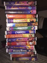 Disney VHS movie bundle in San Ysidro, California