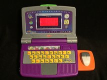 Fisher-Price Fun-2-Learn Color Flash Laptop in Glendale Heights, Illinois