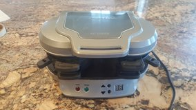 Dual breakfast sandwich maker in Naperville, Illinois