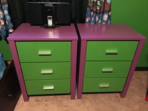 Nightstands for Kids Room in Glendale Heights, Illinois