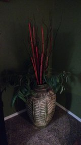Large, vase with prawns and Vines in Fort Carson, Colorado