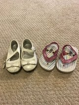 Size 5 baby girl shoes in Glendale Heights, Illinois