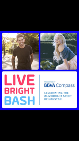 Live Bright Bash featuring Jake Owens...4 tickets or will split to 2 tickets in Houston, Texas