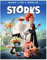 #6432 STORKS THE MOVIE BLU RAY in Fort Hood, Texas
