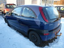 2003 OPEL Corsa low miles!! in Spangdahlem, Germany
