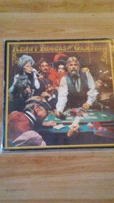 Kenny Rogers the gambler LP with 11 songs including the gambler in good condition must sell in Glendale Heights, Illinois
