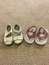 Size 5 baby toddler girl shoes in Glendale Heights, Illinois
