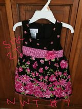 Size 2t NWT Dress in Glendale Heights, Illinois