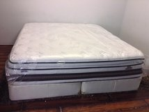 New King Size Mattress Serta iSeries Profile Honoree Super Pillow Top in CyFair, Texas