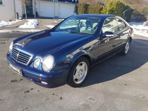 2001 Automatic Mercedes CLK 50000 MILS ONLY  *NEW INSPECTION in Spangdahlem, Germany