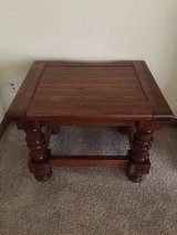 Wooden End Table in Fort Carson, Colorado
