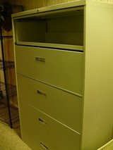 5 DRAWER LATERAL SIZE FILE CABINET in Glendale Heights, Illinois