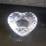 Heavy Crystal Heart in Ruidoso, New Mexico