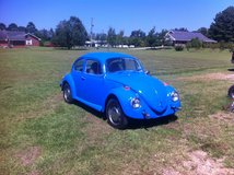 1974 VW Bug in Fort Polk, Louisiana