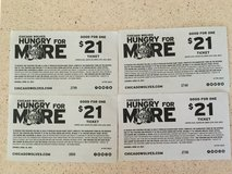 4 Chicago Wolves tickets in Chicago, Illinois