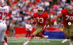 Meet N Greet with Roger Craig Tickets in Nellis AFB, Nevada