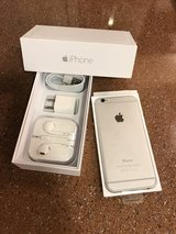 Unlocked Apple iPhone 6 works with all carriers in Fort Irwin, California