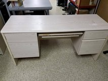 Used Desk and printer stand in Houston, Texas