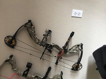 Bowtech Carbon Icon in Fort Leonard Wood, Missouri