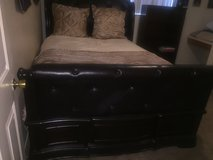 Ashley queen bed in Oceanside, California