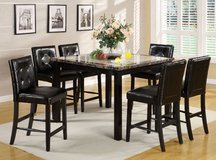 ATLAS 7PC DINING SET FREE DELIVERY in Huntington Beach, California
