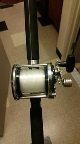 Penn jigmadter 500/ stroker 30 to 80lb 7ft rod in Temecula, California