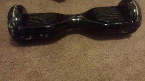 black  hoverboard- works perfect in Camp Pendleton, California