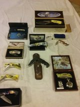 Lot of 10 knives in New Lenox, Illinois