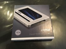 Crucial 750GB Sold-State SATA Hard Drive-Brand new, Never Opened in Okinawa, Japan