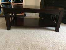 coffee table and matching end tables (3 total) in Fort Belvoir, Virginia